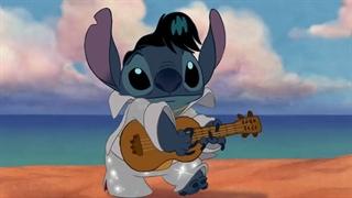 انیمیشن کوتاه خلقت استیچ The Origin Of Stitch