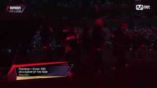 Stary Kids_Overdose + Growl│2018 MAMA FANS CHOICE in JAPAN 181212
