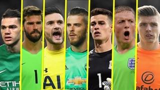 بهترین مهارهای دروازهبانان لیگ برتر انگلیس