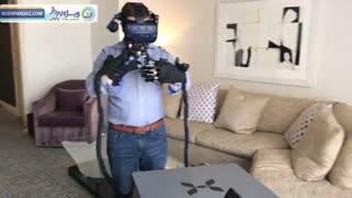 دستکش واقعیت مجازی HaptX