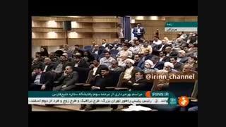 روحانی: امروز روز جنگ است؛دعواهای انتخاباتی نباید ادامه یابد.