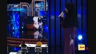 اجرای فوق العاده  شیوا رضوی پور از استان خوزستان در برنامه عصر جدید