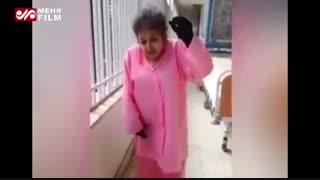 ماجرای فیلم سالمندی که از بیمارستان اخراج شده، چه بود؟