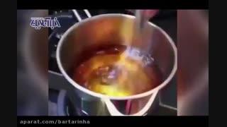 طریقه ساخت عسل تقلبی