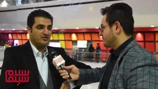 مهدی گلستانه از همکاری با ستاره های سینما در «رقص روی شیشه» میگوید