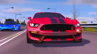 بازی 	 Car Racing Ferocity 3D: Endless‏