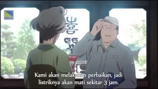 Hanasaku Iroha the Movie subtitle Indonesia