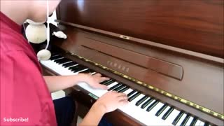 Forgettable_piano cover