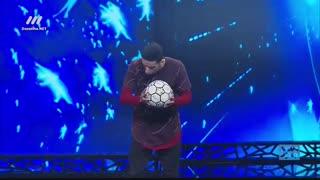 مسابقه عصر جدید با اجرای احسان علیخانی قسمت اول(ویژه)