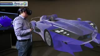 «فورد» با فناوری واقعیت مجازی خودرو طراحی می کند