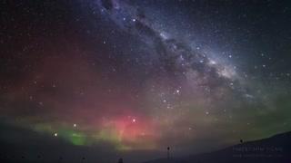 شب های قطب جنوب