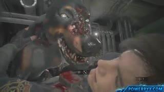 تروفی Like Skeet Shooting در بازی Resident Evil 2 Remake