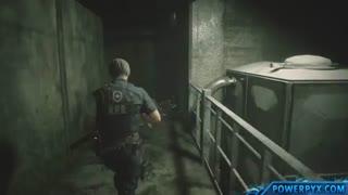 تروفی Gotcha! در بازی Resident Evil 2 Remake