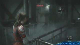 تروفی With Time to Spare در بازی Resident Evil 2 Remake