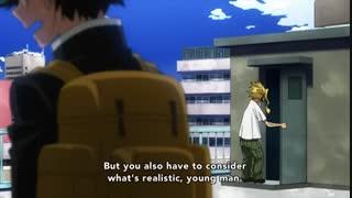 آکادمی قهرمان -My Hero Academia-قسمت2