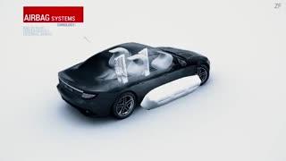 ایربگ های ویژه محافظت از خودرو ابداع شد