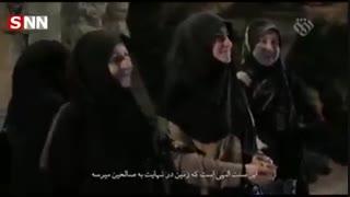 """مستند """"منفی ۲۵""""نظر لبنانی ها و فلسطین ها در مورد امام خامنه ای"""