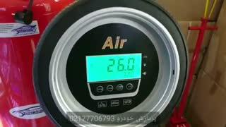 دستگاه تنظیم باد دیجیتالی ایستگاهی