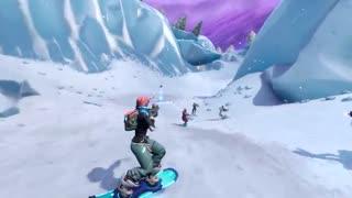 معرفی آیتم جدید Driftboard برای بازی Fortnite