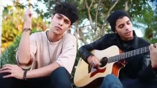 اریک و جوئل در حال خوندن اهنگ Erick Brian & Joel Pimentel-Quisiera
