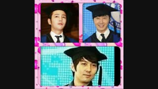 سالگرد فارغ التحصیلی ستارگان برتر کره جنوبی از دانشگاه