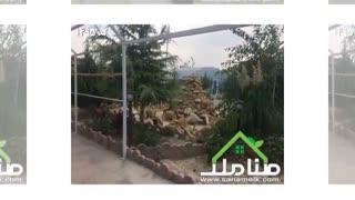 فروش 2000 متر باغ ویلا استخردار کردزار کد 1495