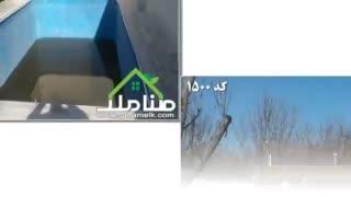 شهریار – کردزار 500 متر باغ و ویلا کد 1500