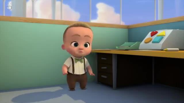 فصل 2 قسمت 12 انیمیشن سریالی بچه رییس بازگشت به کار با دوبله فارسی