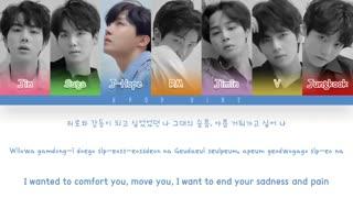 BTS (방탄소년단) - Magic Shop (Color Coded Lyrics Han_R