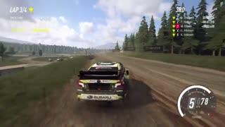 گیم پلی بخش رالی کراس Dirt Rally 2.0-بازیمگ
