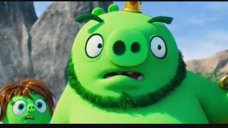 تریلر انیمیشن The Angry Birds Movie 2