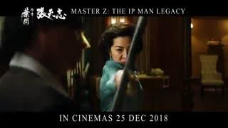 دانلود Master Z : The Ip Man Legacy 2018 فیلم استاد زد : میراث ایپ من