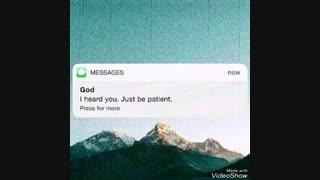 فقط خداست که ... میماند ❤