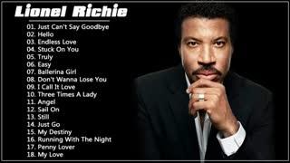 Lionel Richie Greatest Hits Full Album - Best Songs Of Lionel Richie