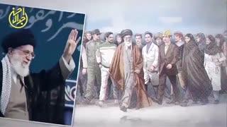 ایران ظریف نیست...ایران روحانی نیست...ایران سید علی خامنه ای ست...