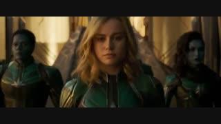 دانلود فیلم Captain Marvel 2019 کاپیتان مارول ۲۰۱۹ دوبله فارسی