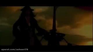دانلود فیلم دزدان دریایی ۱ مروارید سیاه دوبله فارسی Pirates of the Caribbean The Curse of the Black Pearl 2003