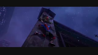 انیمیشن Spider-Man: Into the Spider-Verse 2018 با زیرنویس فارسی