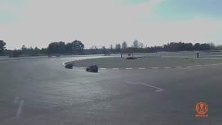 راند دوم مسابقات موتور ریس قهرمانی کشور 97