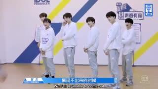 قسمت 4  فصل دوم برنامه استعدادیابی Idol Producer 2019 با حضور Lay ( عضو EXO)  و با زیرنویس فارسی