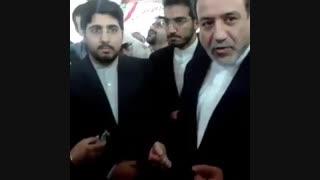 معاون سیاسی وزیر خارجه ایران در صفحه اینستاگرامش فیلمی از گفتگو با تعدادی از دانشآموزان خراسان رضوی منتشر کرد