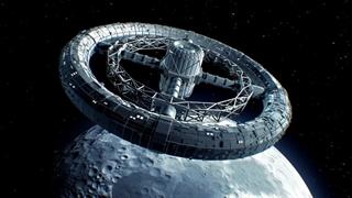 راهکاری برای ایجاد جاذبه در ایستگاههای فضایی
