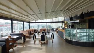 حقانی 09380039391-سقف تاشو رستوران -پوشش متحرک رستوران سنتی