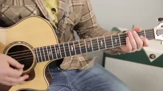 How to play zombie by cranberis with guitar