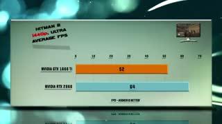 اولین مقایسه کارت گرافیک های GTX 1660 Ti و RTX 2060 در بازی ها