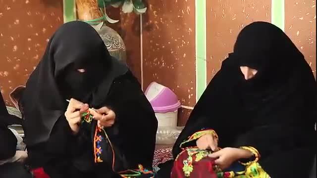 فروش اینترنتی صنایع دستی روستای تنگ سرحه