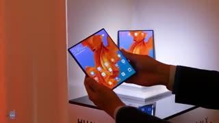 تجربه کار با Huawei Mate X - سخت افزار مگ
