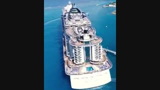 ملک بال |  کشتی کروز اماسسی (MSC )  ...