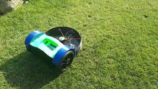 پرینتر سه بعدی و ماشین چمن زنی