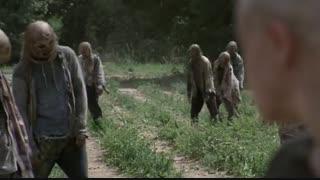 دانلود سریال هیجانی مردگان متحرک - فصل 9 قسمت 11 - با زیرنویس چسبیده
